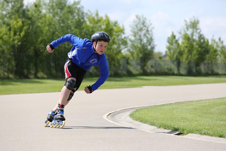 Daan Spruit - Skate klein