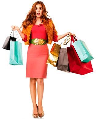 Kleding shoppen
