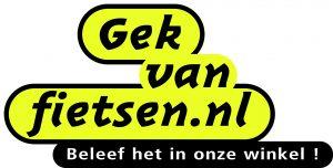 Logo Gek van Fietsen