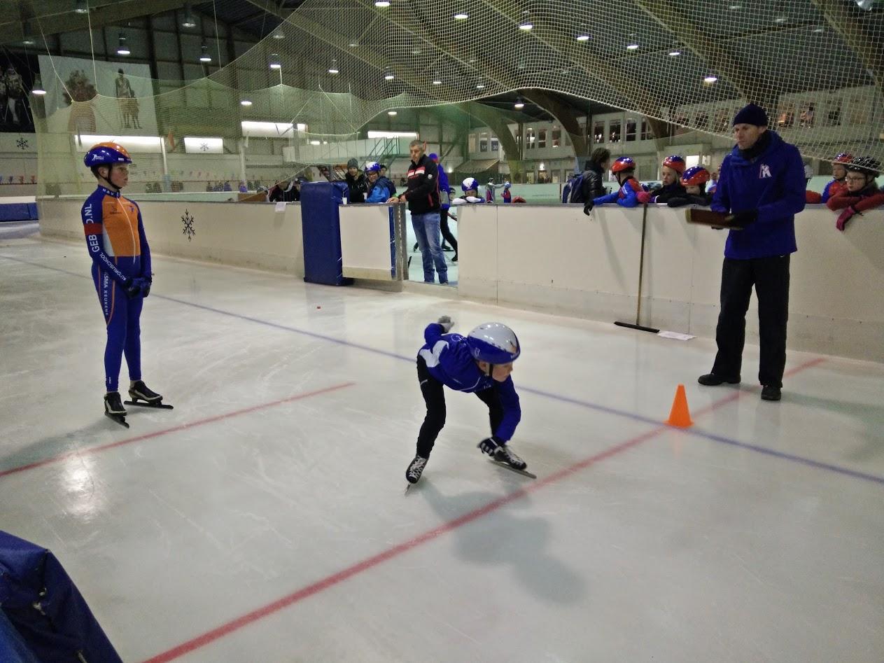20161022 Blokland schaatswedstrijd